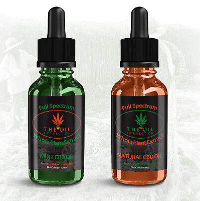 Try Our Genuine Organic Cbd Whole Plant Extract - Succeeds Where Other Oils Fail