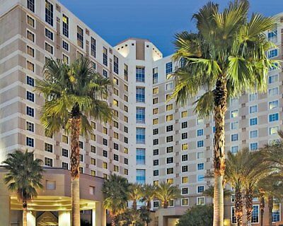 5,000 Points @ Hgvc On Paradise Las Vegas Gold Crown Timeshare Deed For Sale
