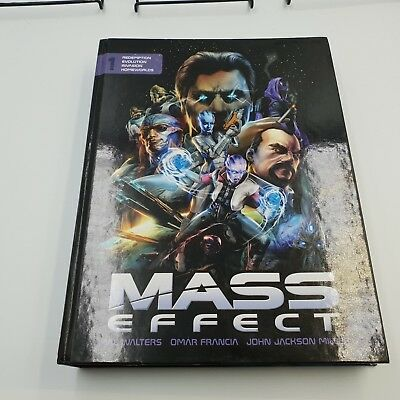 Mass Effect Omnibus Library Edition