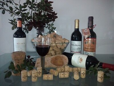 100 Aglo Corks Wine, size 38mmX23mm maded with natural cork and trated.