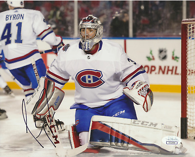 Carey Price Autographed Signed Montreal Canadiens 8x10 Photograph (JSA) 834136450