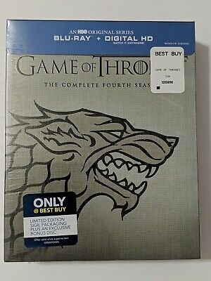 Game of Thrones: The Complete Fourth Season, Blu-ray | Best Buy Exclusive, Stark
