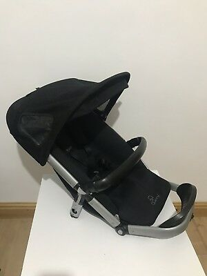Quinny Buzz Toddler Seat With Hood And Bumber Bar