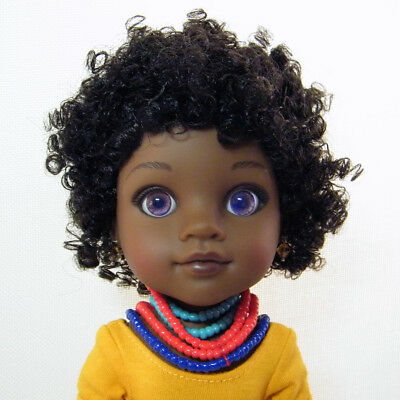 "Hearts For Hearts RAHEL from Ethiopia 14"" Doll Playmates"