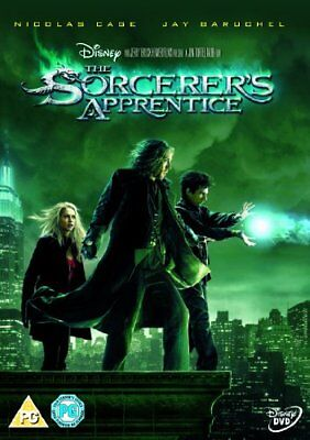 The Sorcerer's Apprentice [DVD] [2010], New, DVD, FREE & Fast Delivery