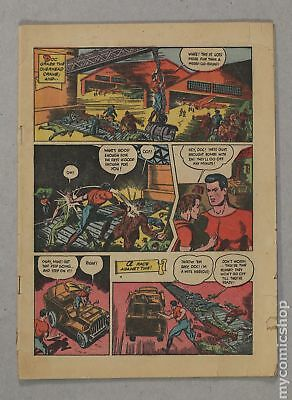 Thrilling Comics (Better/Nedor/Standard) #33 1943 Coverless 0.3