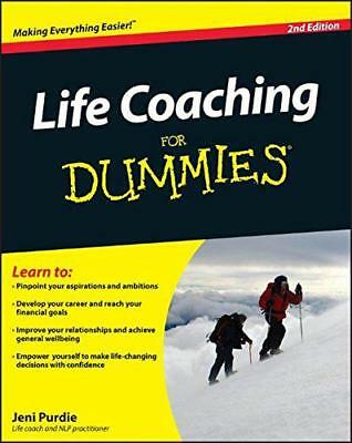 Life Coaching For Dummies (For Dummies (Lifestyles Paperback)) by Jeni Purdie, N
