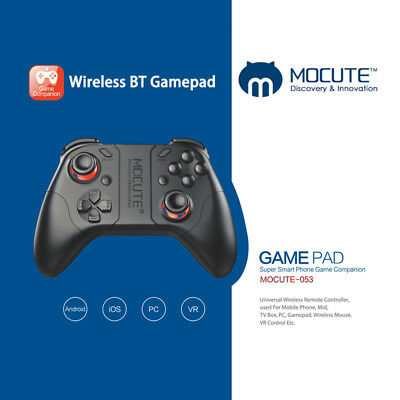 MOCUTE 053 Bluetooth Gamepad Android Joystick PC Wireless Controller Remote D2I7