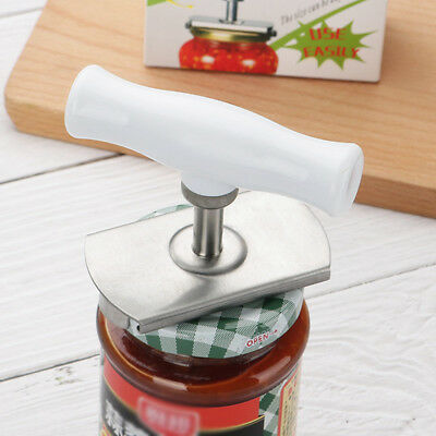 Stainless Steel Kichwit Adjustable Jar Arthritis Can Opener Professional Kitchen