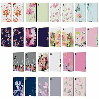 OFFICIAL TURNOWSKY FLOWER LEATHER BOOK WALLET CASE COVER FOR APPLE iPAD