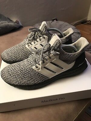 ADIDAS ULTRA BOOST 4.0 Cookies and Cream BB6180 Size 9.5 -  135.00 ... 7c106a5d3