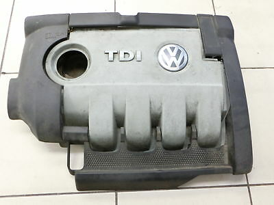 Motor Cover Lid Engine Cover for VW Golf plus 5M Tdi 1,9 77KW BLS