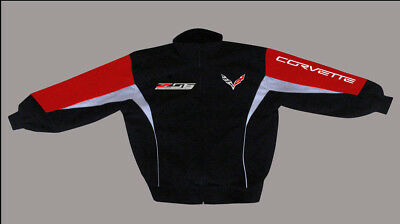 corvette Z06 supercharged C7 jacket