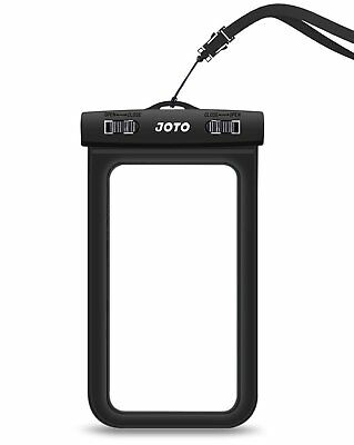 Universal Waterproof Case, JOTO Cellphone Dry Bag Pouch for iPhone X, 8/7/7 Pl..
