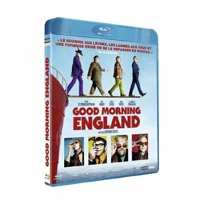 Blu-ray Good Morning England [Édition Simple]