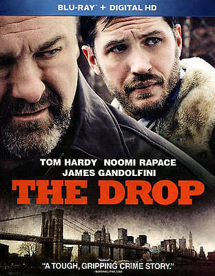 The Drop (Blu-ray Disc, 2015) Brand New, Sealed