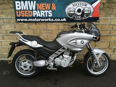 BMW F650CS 2003. 19k miles. Very good condition. 12 months MoT. HPI clear