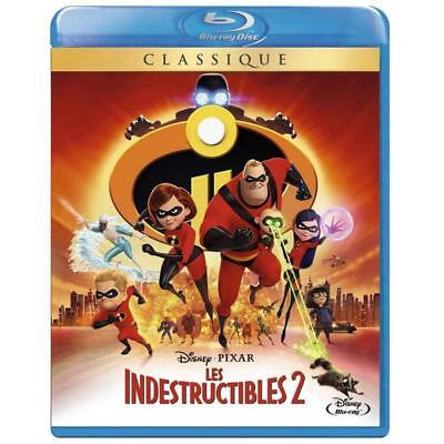 Blu-ray Les Indestructibles 2 [Blu-ray]