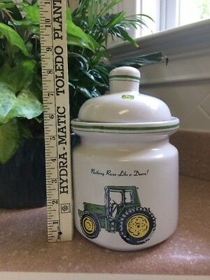 John Deere Canister by Gibson                   M