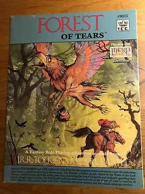 Forest of tears #8015 / MERP / Rolemaster/ J.R.R. Tolkien Middle-Earth