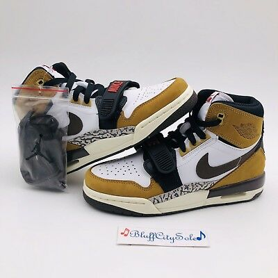 new style f4026 3cb7e NIKE AIR JORDAN LEGACY 312 (GS) Rookie of the Year AT4040-102 Size