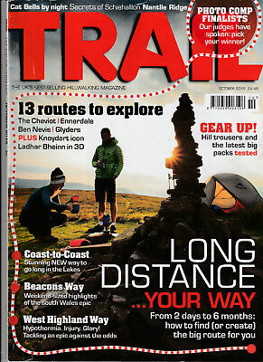 TRAIL Hillwalking Magazine October 2015 - Long Distance...Your Way