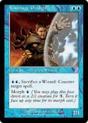 WOTC MtG Time Spiral Voidmage Prodigy (R) NM