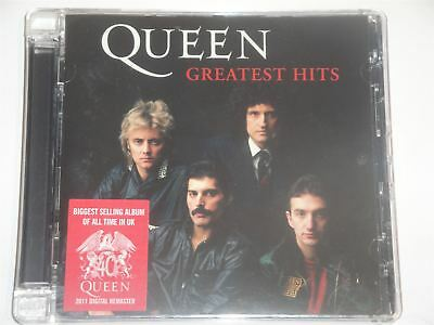 Queen - The Greatest Hits CD Album Remastered Version