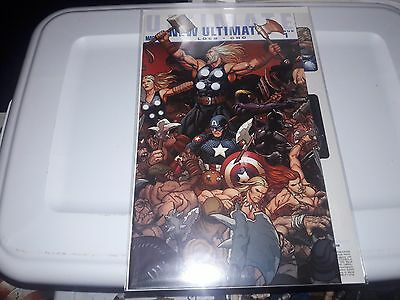 Ultimate New Ultimates (2010); 1 - 5 (1, 2, 3, 4, 5), 5 issue set/lot/run; Cho