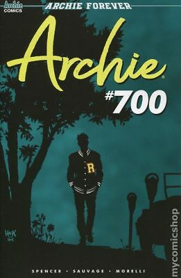 Archie (2nd Series) #700E FN Stock Image