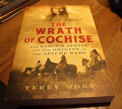 The Wrath of Cochise Terry Mort