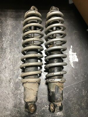 2013 Polaris Ranger 800 Rear Shocks Suspension Left Right Shock Strut