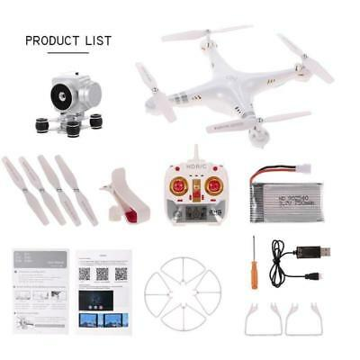 RC Drone 2.4GHz Quadcopter HD Camera 1080P WiFi FPV Altitude Hold Headless Mode