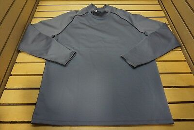 NEW Under Armour Golf ColdGear Infrared Pullover Mens Size XXL Grey 97C