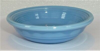 Akro Agate Child Tea Set Large Concentric Ring Blue Cereal Bowl ~ 7 Avaliable