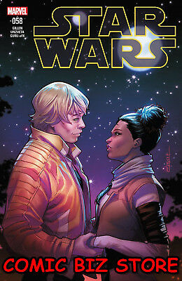 Star Wars #58 (2018) 1St Printing Bagged & Boarded Marvel Comics