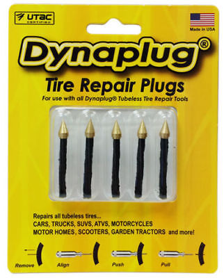 Dynaplug® Refill Packs - never run out when you need them the most:-)