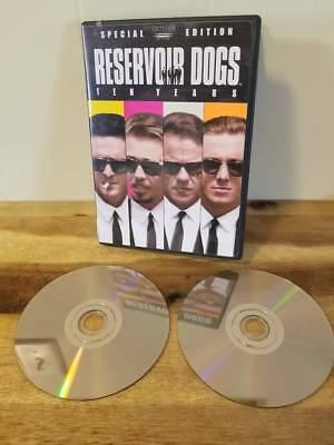 Reservoir Dogs DVD (Two-Disc Special Edition)..Free Shipping!!