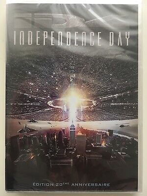 Independence day DVD NEUF SOUS BLISTER