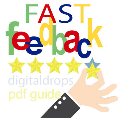 How to get a LOT of feedback Cheap Instructions Manual Consulting Book *BONUS
