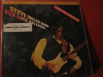 "Mfsl 1-021 Steve Miller Band "" Fly Like An Eagle "" (Japanpressing-Series/sealed)"