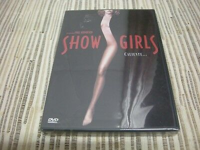 Dvd Show Girls Showgilrs Paul Verhoeven  Nueva Precintada