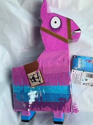 Fortnite Small LLAMA DRAMA LOOT PINATA SET   4 in FIGUREs FORNITE LAMA 23pc New