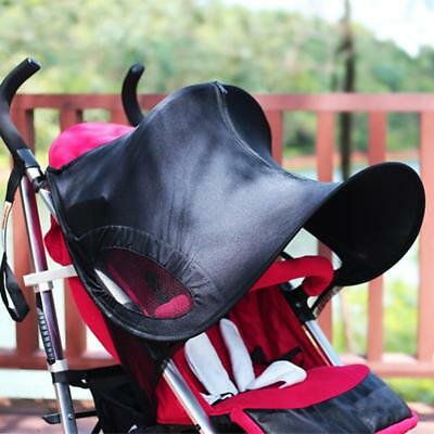 Baby Stroller Trolley Awning Accessories Umbrella Universal Folding Pushchair St