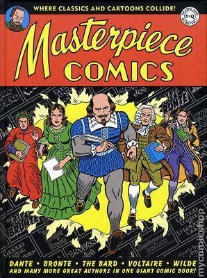 Masterpiece Comics HC #1-REP 2009 VF Stock Image