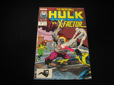 The Incredible Hulk #336 (Oct 1987, Marvel)