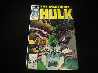 The Incredible Hulk #350 (Dec 1988, Marvel)