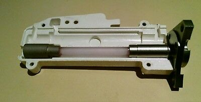 Nd: YAG Laser Rod mounted w/ finished output surface and rear HR READY TO GO
