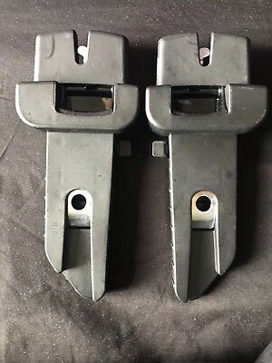 Britax B Ready Stroller Infant Car Seat ADAPTERS
