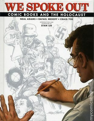 We Spoke Out: Comic Books and the Holocaust HC (IDW) #1-1ST 2018 NM Stock Image